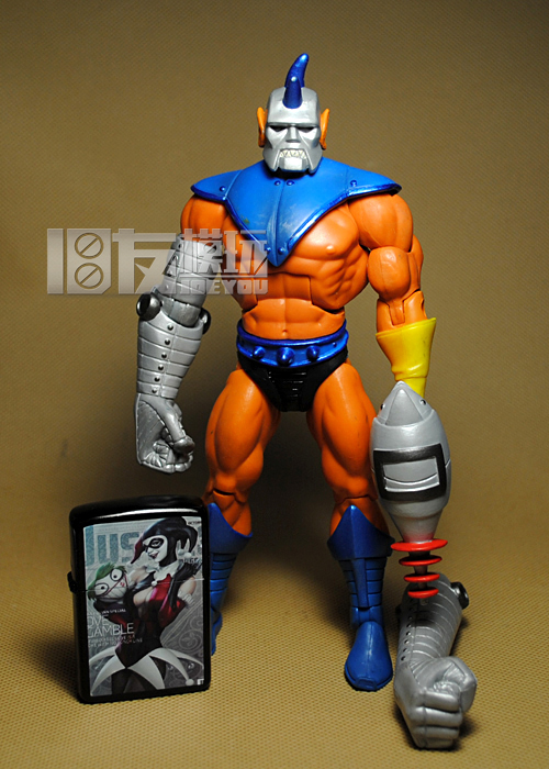 New! 18CM High Classic Toy HE-MAN masters of the universe Strong Arm action figure Toys