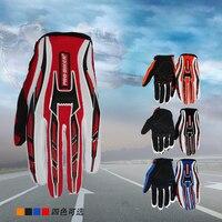Heißer verkauf motorrad handschuhe sommer racing motoqueiro handschuhe sport luvas moto radfahren vollfinger motocross handschuhe guantes moto