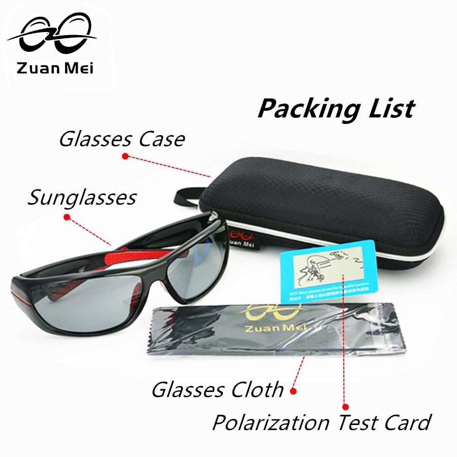 d31e415bbb989 Zuan Mei Brand Polarized Sunglasses Men Hot Sale Quality Sunglasses Women  Brand Designer Driving Sun Glasses For Men ZM1736-in Sunglasses from Men s  ...