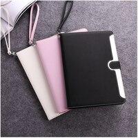 For IPad Mini 4 Case Smart PU Leather Buckle Sleeve For IPad Mini 2 1 Mini