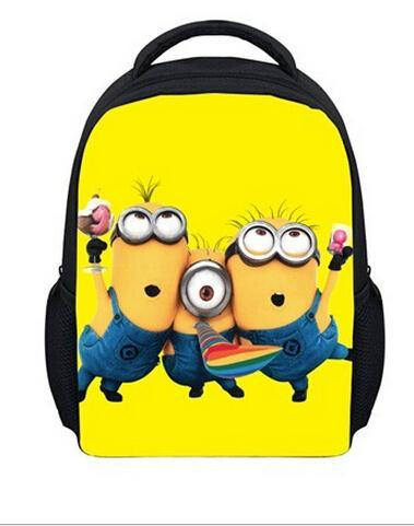 Popular Minions Mini Backpack-Buy Cheap Minions Mini Backpack lots ...