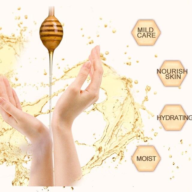 1Pars BIOAQUA honey Moisturizing Hand Lotion Hand Cream Cream Hand Cream 35g 3