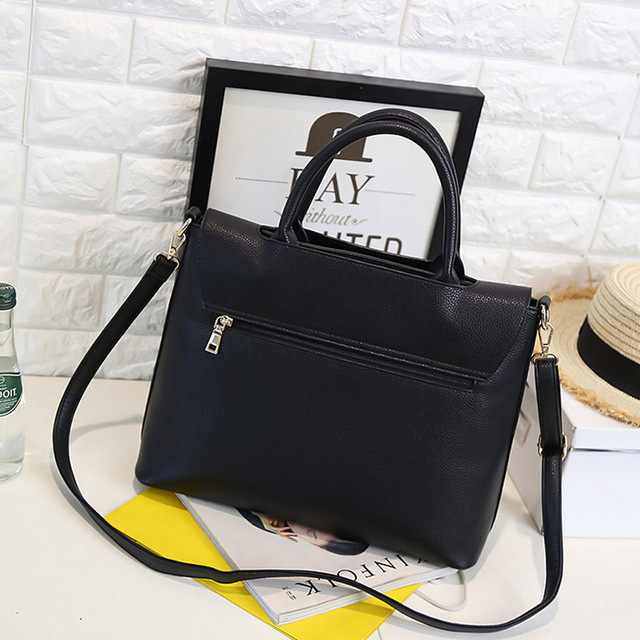Bags commercial women's 2020 handbag OL outfit file bag one shoulder cross-body bag big