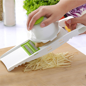 Vegetable Cutter with Steel Bl