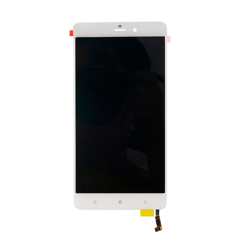 10pcs/lot New White LCD Display Touch Screen Digitizer Assembly For Xiaomi Mi Note Pro