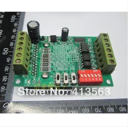 Freeshipping 1 pçs/lote TB6560 3A stepper motor controlador de velocidade de 30398