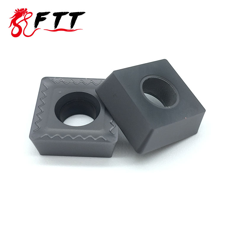 SPMT120408 RBE TT9080 High quality Milling Tools Carbide insert Lathe cutter CNC tool in Turning Tool from Tools