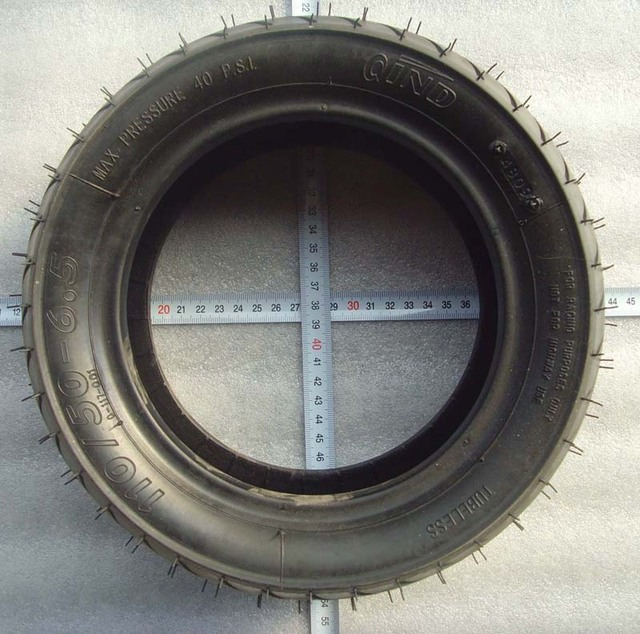 110/50-6.5 motorcycle tires