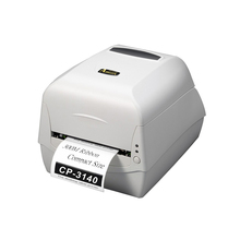 Argox CP 3140 barcode printer 300DPI 104MM printed with support for Jewelry and clothing Tags
