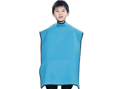 все цены на Children's 0.35mmpb x-ray protective dental apron with collar, x-ray protective clothing,children apparel. онлайн