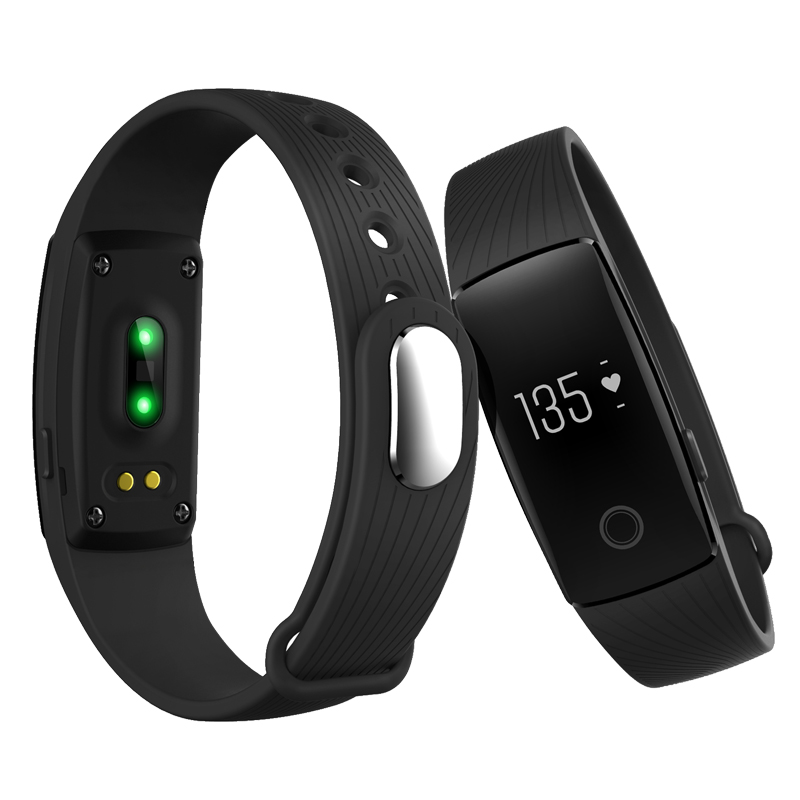 Smart Wristband V05C Watch Heart Rate Monitor Remote Bluetooth SMart Band Bracelet Pedometer Fitness SmartBand Reminder