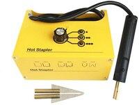 High Power Hot Stapler Car Bumper Repair Machine Automotive plastic welding gun 220V 70W