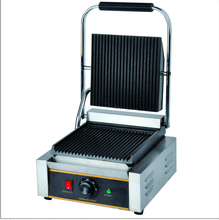 stainless steel  Commercial Non Stick Electric Sandwich panini grill machine,panini press