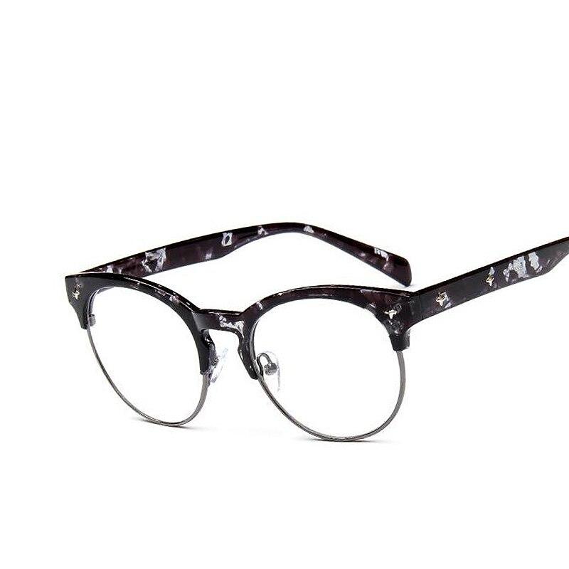 2018 eyeglasses Vintage Eye Glasses Frame For Women Fashion Brand ...