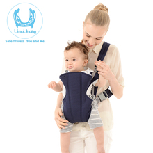 цены на 2-24 Months Breathable Front Facing Baby Carrier Comfortable Sling Backpack Pouch Wrap Baby Kangaroo Adjustable Safety Carrier в интернет-магазинах