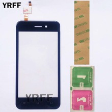 Touch Screen Glass For Fly 5S Touch Screen Digitizer