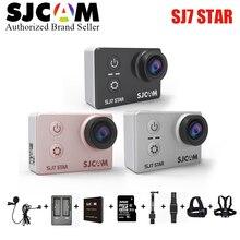 Original SJCAM SJ7 Star WiFi 4K 30fps 2′ Touch Screen HD Action Helmet Sport Camera Waterproof Ambarella A12S75 Chipset sj cam
