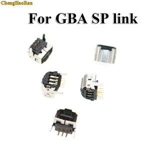 Image 2 - ChengHaoRan 100 個 2 プレイヤーゲームリンクの接続ジャックコネクタ任天堂ゲームボーイアドバンス GBA SP コンソールソケット