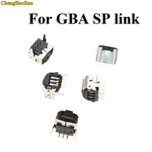 Image 2 - ChengHaoRan 100pcs 2 Player Game Link Connect Jack Connector For Nintendo Gameboy Advance GBA SP Console Socket