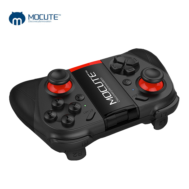 VR Game Pad Android Joystick - Bluetooth Controller w/ Selfie Remote Control 2