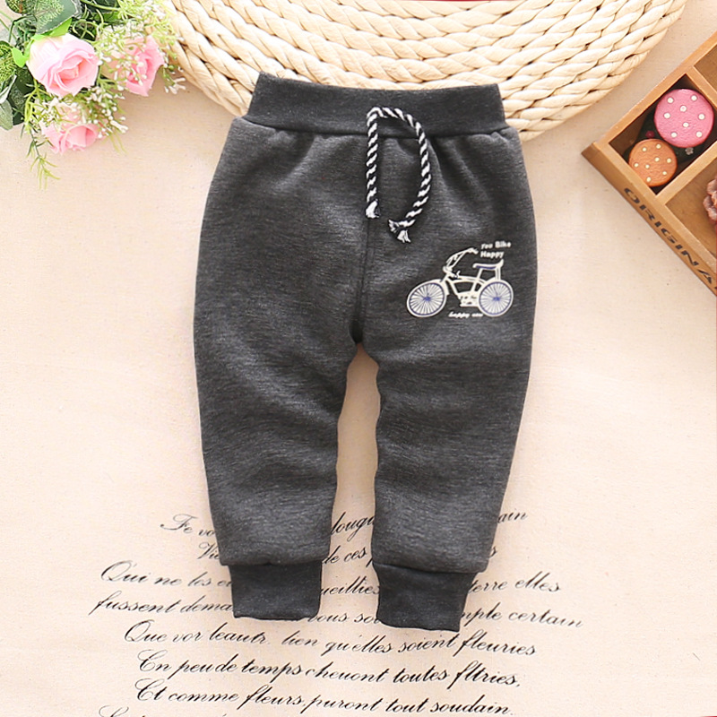 Autumn-and-winter-and-warm-baby-pants-1-piece-cotton-cartoon-bicycle-baby-pants-0-3-year-baby-boy-girls-pants-3