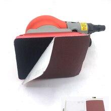 Wilin 20331 пневматические инструменты Пальмовая орбитальная Песочная бумага 3 дюйма* 4 дюйма 70*100 мм липучка 100 шт много для шлифовальной машины