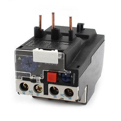 LR2D13 17-25A 1NO 1NC 3 Phases Circiut Protector Thermal Overload Relay chnt nr2 25 z 4a 6a thermal overload relay cjx2