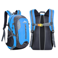 Outdoor Sport Backpack Waterproof Soft Nylon Durable Travel Rucksack 35L Backpacks High Capacity Shoulder Bag