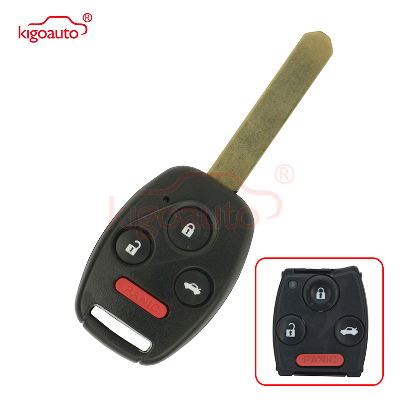KIGOAUTO KR55WK49308 35118-TA0-A04 remote car key 4 button 313.8Mhz for Honda Accord Pilot 2008 2009 2010 2011 2012 2013
