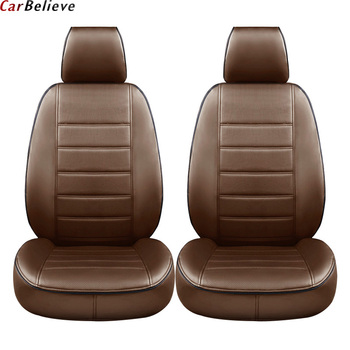 Car Believe car seat cover For golf 4 5 6 7 Volkswagen polo sedan 6r 9n passat b5 b6 b7 accessories covers for vehicle seats