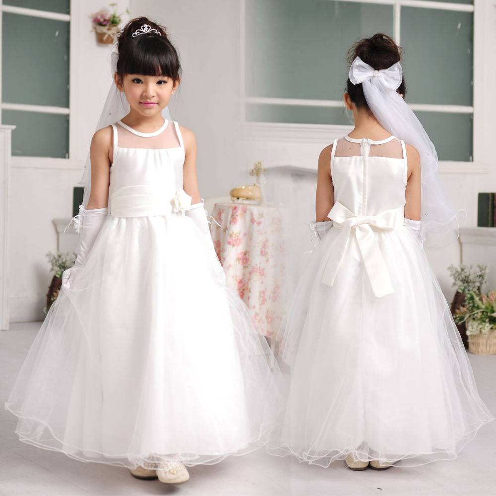 Buy 2016 brand children 39 s summer baby for Wedding dresses for child