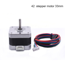 New CNC 42 Nema 17 Stepper Motor 34mm Height for CNC X / Y / Z axis For 3D Printer Electronic Parts R103 With free shipping