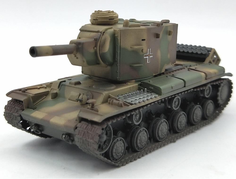 1:72 German KV-2 Heavy Tank Model Capture Trumpeter 36287