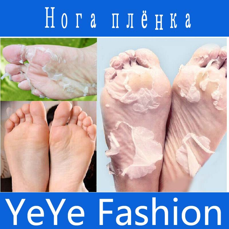 High Quality 2pair=4pc foot Mask socks for pedicure exfoliator socks for feet peeling Noske Feet Mask Health Care Skin Feet Care