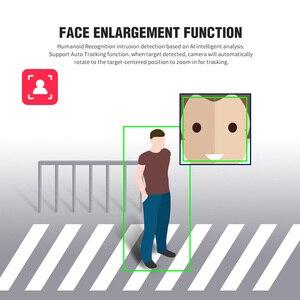 Image 3 - 1080P AI automatyczne śledzenie PTZ kamera IP POE 30X Zoom AI ludzkie ciało twarz powiększanie programowanie presetów patrolowanie kamera PTZ Outdoor