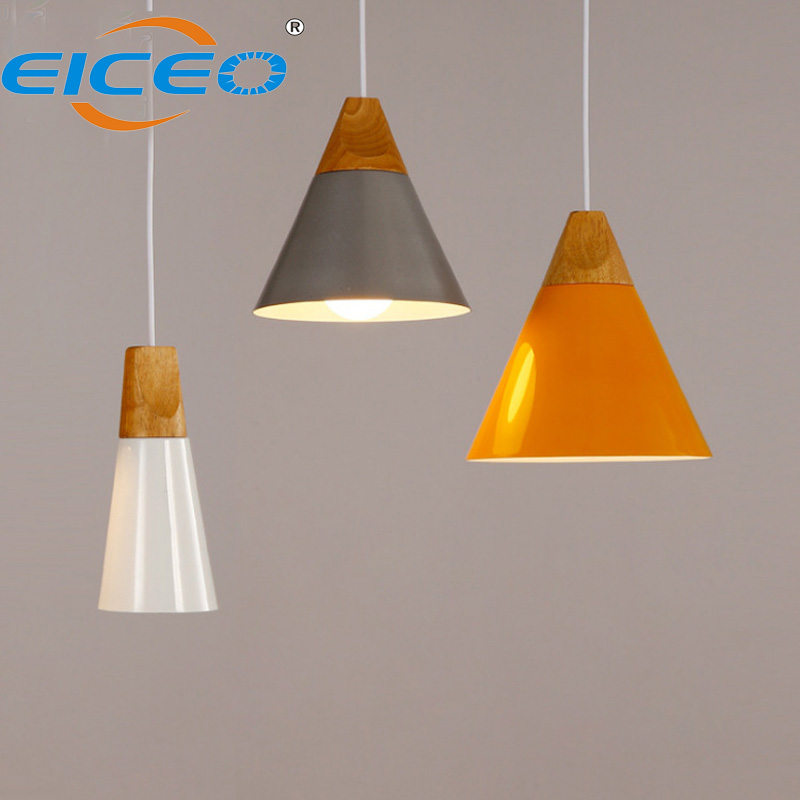 2018 Creative Pendant Lights Led Modern for Dinning Room Wood+Aluminum Suspension Hanging Ceiling Lamp Home Lighting for Kitchen2018 Creative Pendant Lights Led Modern for Dinning Room Wood+Aluminum Suspension Hanging Ceiling Lamp Home Lighting for Kitchen
