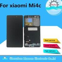 Original M Sen For Xiaomi Mi 4C Mi4C M4C LCD Screen Display For Xiaomi Mi 4C