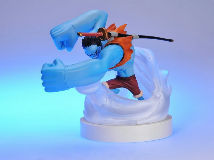 ФОТО Lottery TV Anime One Piece - Thriller Berg Hen Nightmare Luffy figure most award Height For xmas Gift