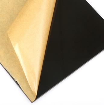 Błyszcząca czysta czerń pleksi arkusz z tworzywa sztucznego płyta akrylowa szkło organiczne polimetakrylan metylu 1mm 3mm 8mm grubość 200*200mm tanie i dobre opinie Okno-dressing sprzętu Zestawy sprzętu hei200x200