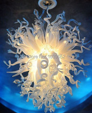 Free Shipping Finely Fancy Lamp Outdoor Hand Blown Glass Chandelier Lighting