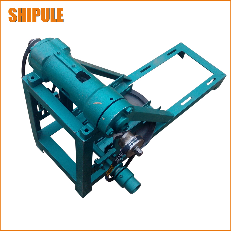 motor running maize puffed food machine corn puffs extruder heavy duty quenching treatment 50kg/h ready to eat puff snack free shipping corn extruder corn puffed extrusion rice extruder corn extrusion machine food extrusion machine