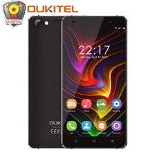 Oukitel C5 MTK6580 4 ядра android 7.0 мобильный телефон 5.0 дюймов сотовых телефонов 2 г Оперативная память 16 г Встроенная память 2000 мАч 3 г WCDMA смартфон