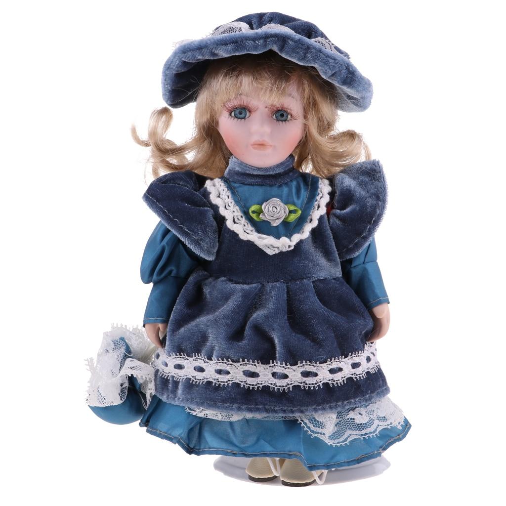 top 7 most popular porcelain dolls vintage list and get free