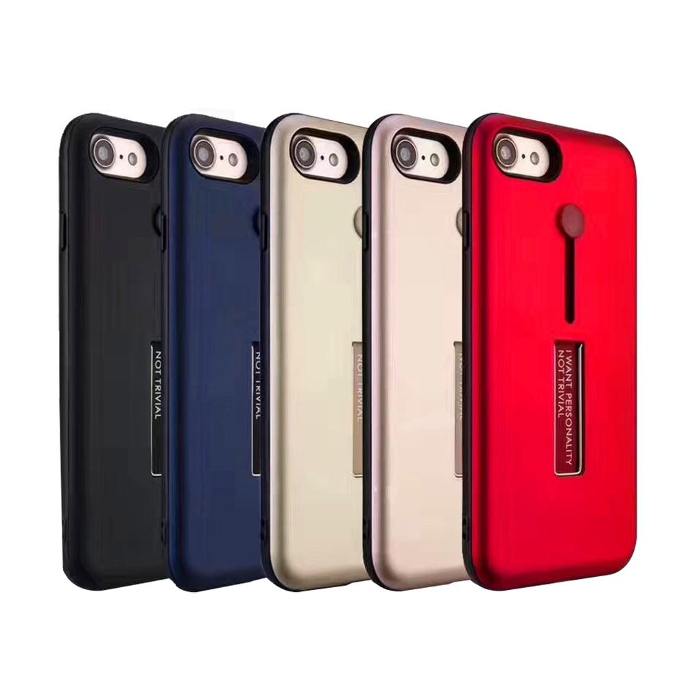 3500 mah/5000 mah Batterie Chargeur Cas Pour iPhone 6 6 s 7 8 Protable Téléphone Batterie De Secours Téléphone titulaire Pour iPhone 6 Plus/6 sPlus/7Pl