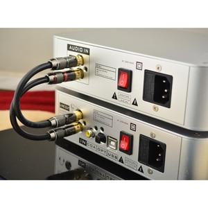 Image 2 - OPA2604 * 3 Audio Decoder DAC PCM1794 + AK4118 USB Koaxial/Optic Eingang ES9023 96 karat/XMOS 192 karat Mit Weichen Control Screen Display