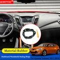 Auto-styling Anti-Lärm Schalldichte Staubdichte Auto Dashboard Windschutzscheibe Abdichtung Streifen Zubehör Für Hyundai Veloster 2011-2018