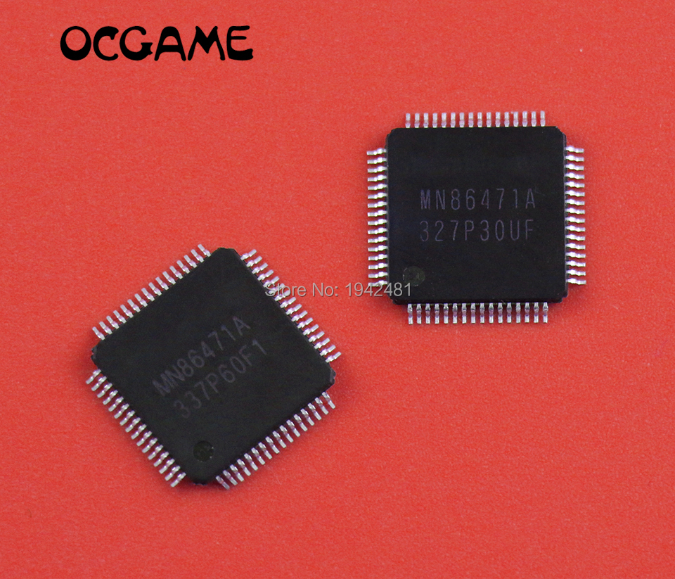 OCGAME Original new replacement part for Playstation 4 PS4 HDMI IC Chip MN86471A 5pcs lot