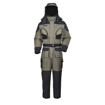 Greatrees men s nylon lifesaving floatation coverall suits grey waterproof breathable windproof suits.jpg 350x350