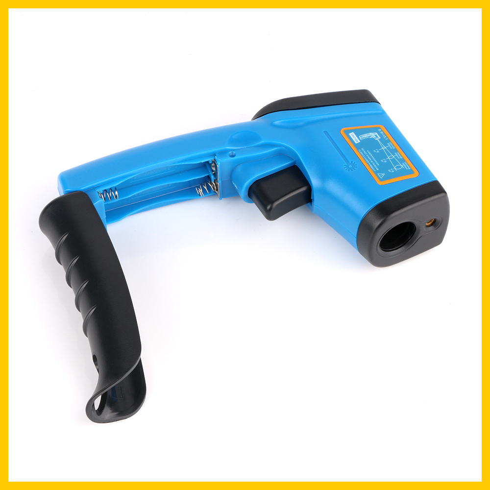 Digital Thermal Imaging Camera With Comfortable Handheld And Color Display 2