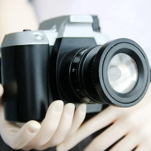 wamami Camera For SD MSD DOD BJD Dollfie Accessories Outfit